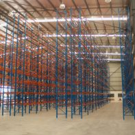 CWH Selective Pallet Racking System
