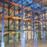 CWH Drive-In Racking System