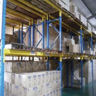 CWH Double Deep Pallet Racking System