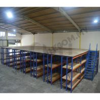 CWH Heavy Duty Shelving CW Top Flooring
