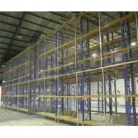CWH Multi-Tier Shelving System