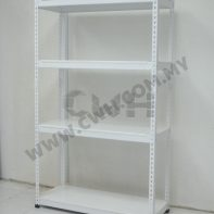 CWH D.I.Y Steel Rack White