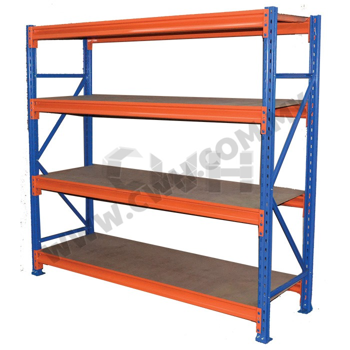 Medium Duty Longspan Shelving Rack System