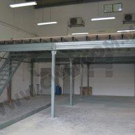 CWH Steel Platform