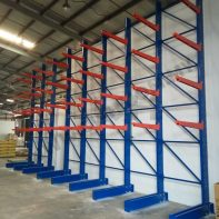 CWH Heavy Duty Wall Cantilever Racking System
