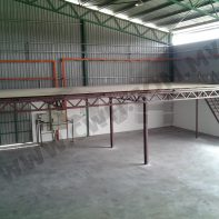CWH Truss System Mezzanine Flooring