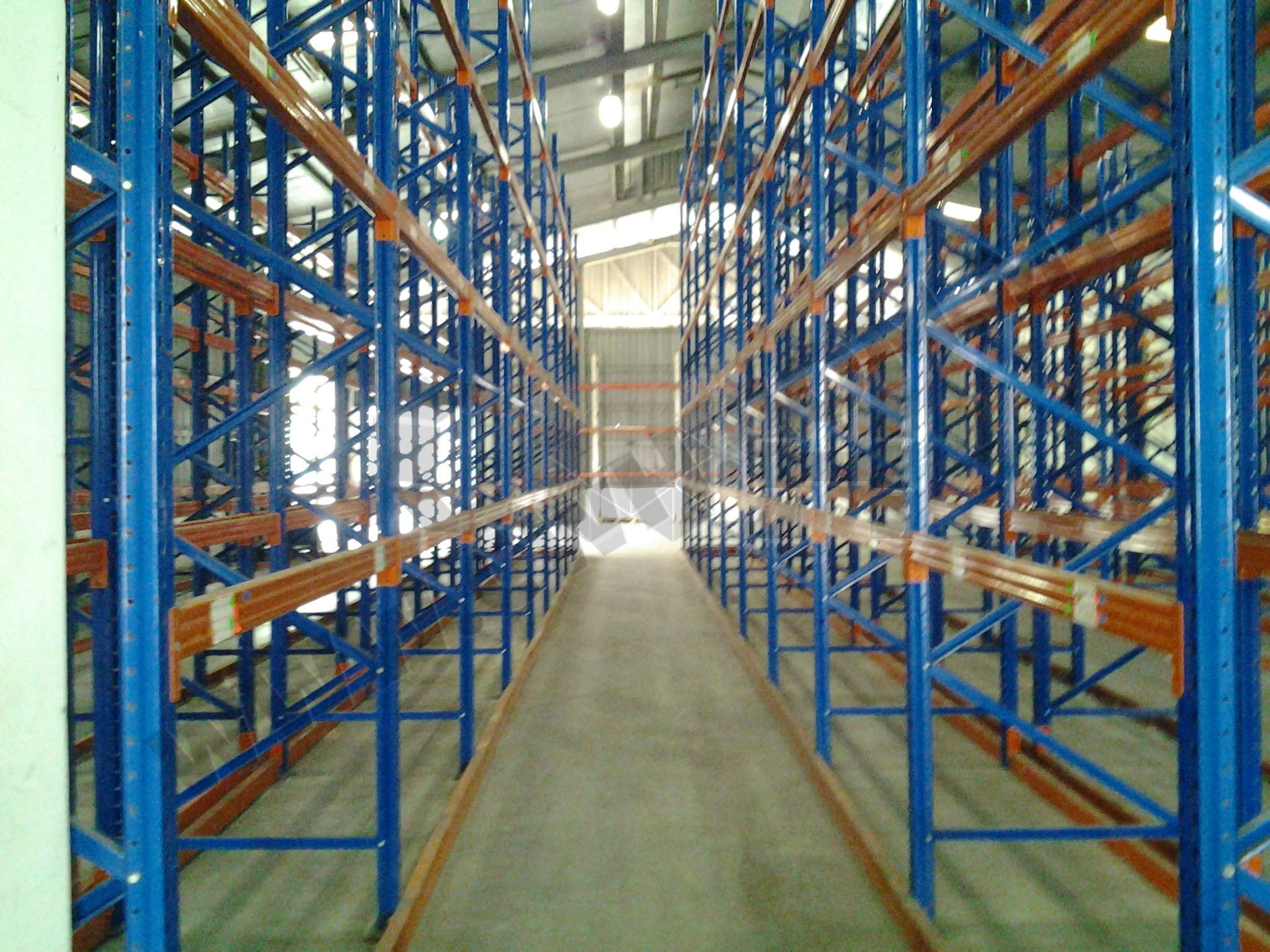 Cwh Vna Racking System Cwh Storage System