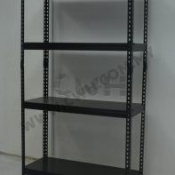 CWH D.I.Y Steel Rack Black