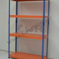 CWH D.I.Y Steel Rack Blue & Orange