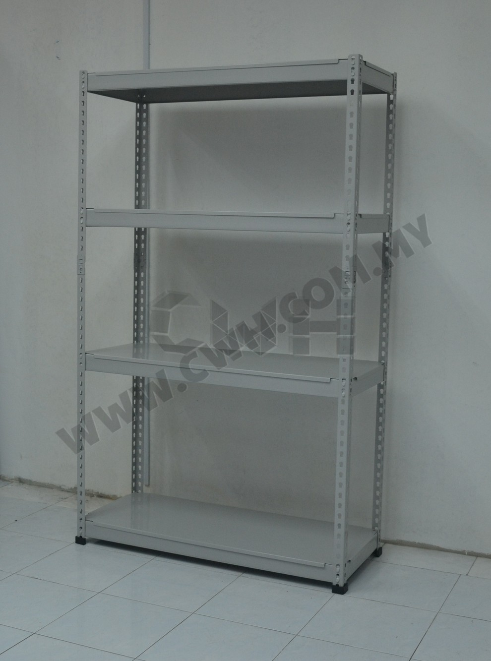Cwh D I Y Steel Rack Light Grey Cwh Storage System