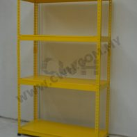 CWH D.I.Y Steel Rack Yellow
